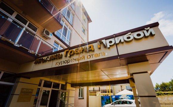Отели и гостиницы Анапы с