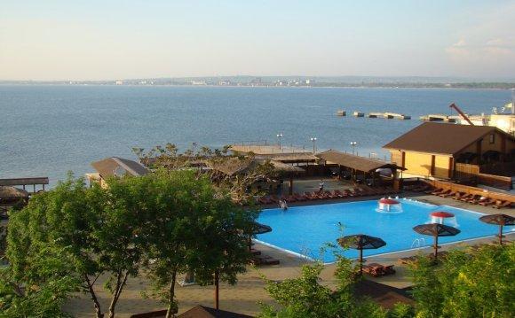 анапа гостиницы у моря
