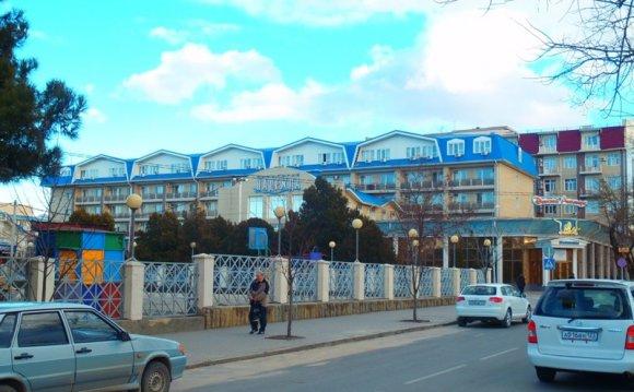 Гостиницы Анапы фото,лучшие