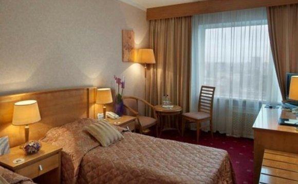 Заказ гостиницы в москве