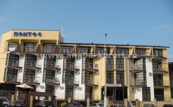 Витязево Гостевой Дом «Отель