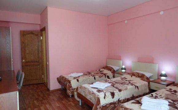 Гостиница «Индиго»- фото 9
