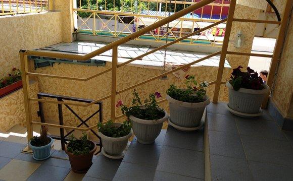 Гостиница Марина (старое