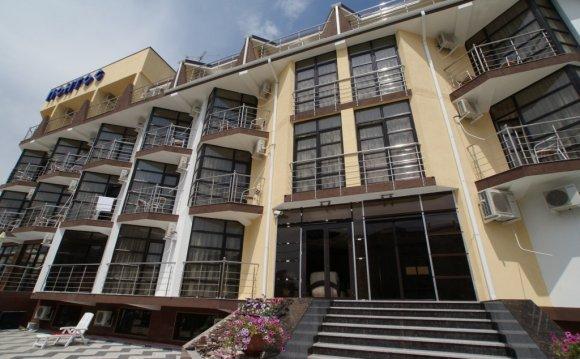 Гостиница Отель Понтос Анапа