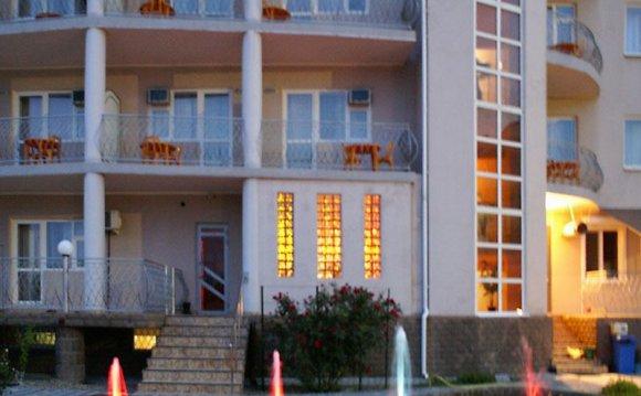 гостиницы Аква-Солярис, г