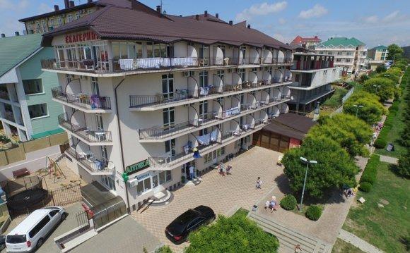 Гостиницы в Витязево 2016: