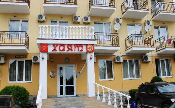 Хаят гостиница в Анапе ·
