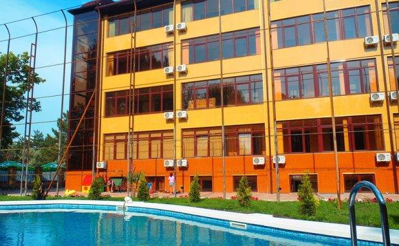 Лучшие гостиницы Анапы 2015 с