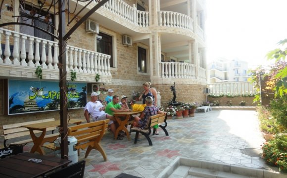 Мармелад гостиница в