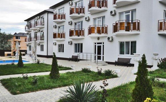 Мини-гостиница «Тюльпан»