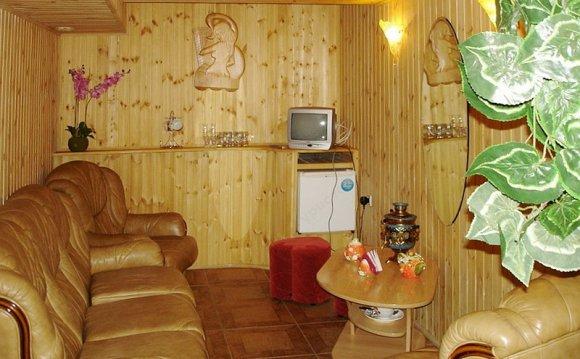 Мини-отель Golden lady (Голден
