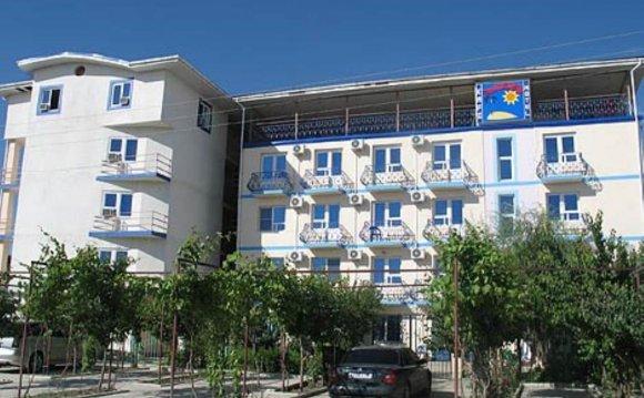 Островок отель