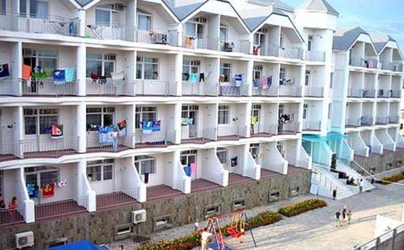 Отель Агат, Анапа