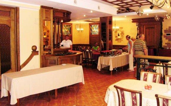 Ресторан отеля Старый город