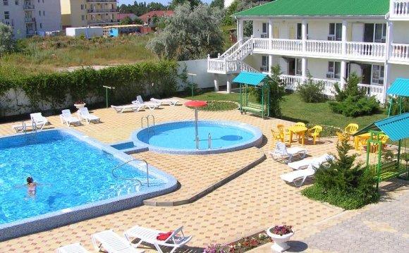 Русич гостиница в Джемете,