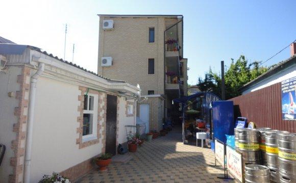 Семья мини-гостиница в Анапе
